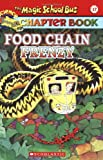 img - for Food Chain Frenzy (The Magic School Bus Chapter Book, No. 17) book / textbook / text book