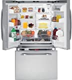 GE : GFSS6KEXSS 25.8 cu. ft. French-Door Refrigerator - Stainless Steel - E ....
