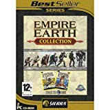 Empire Earth Collection (PC-CD) Includes Empire Earth &amp; the Art of ...