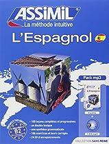 L'Espagnol ; Livre + CD MP3
