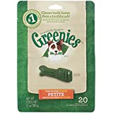 Greenies 10055805 Treat-Pak for Dogs, 12-Ounce, Petite