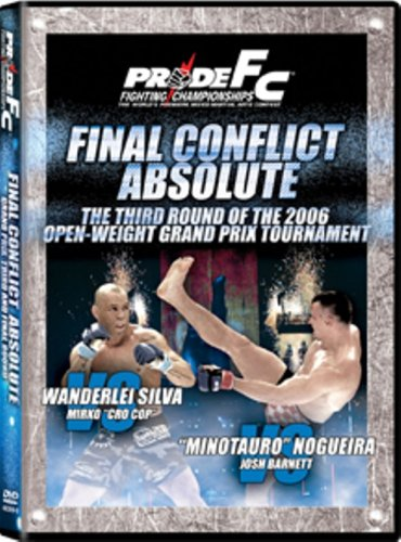 Pride Fc: Final Conflict Absolute [DVD] [Import]