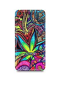 Abstract Art HTC 820 Case