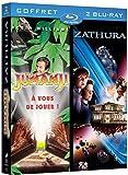 Image de Zathura + Jumanji [Blu-ray]