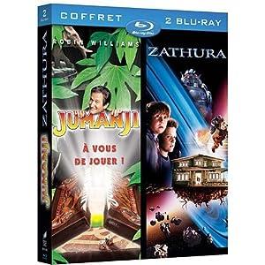 Zathura + Jumanji [Blu-ray]