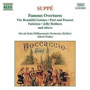 Suppé: Famous Overtures