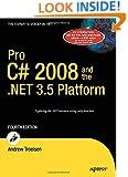 Pro C# 2008 and the .NET 3.5 Platform (Windows.Net)