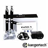 KangerTech EVOD 2 スターターキット (ブラック)