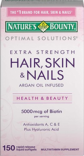 Nature's Bounty Optimal Solutions 35710 Supplement