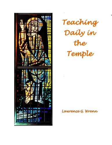Teaching Daily in the Temple
