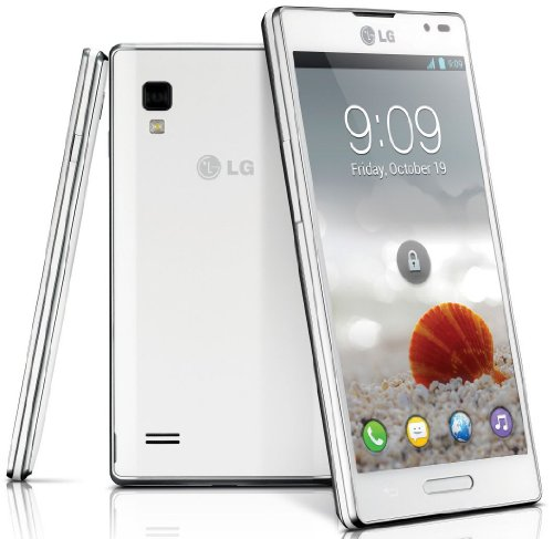 New Lg Optimus L7 P705 4gb White Smartphone 5mp Android 4 ★ Factory Unlocked Best Gift Fast Shipping Ship All the World