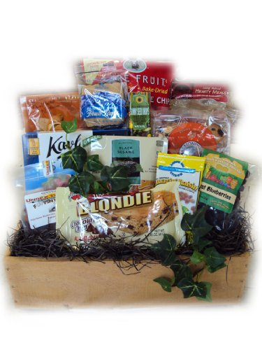 Heart-Healthy Father's Day Gift Basket