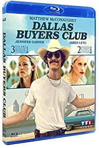 Dallas Buyers Club (Oscar® 2014 du meilleur acteur)  [Blu-ray]