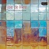 echange, troc  - joie de vivre - musique française pour trompette et piano
