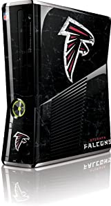NFL - Atlanta Falcons - Atlanta Falcons Distressed - Microsoft Xbox 360 Slim (2010) -... by Skinit