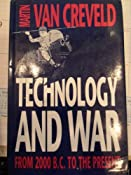 Technology and War: Martin van Creveld: 9780080413174: Amazon.com: Books