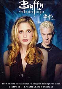Buffy The Vampire Slayer: Season 7 (Bilingual)
