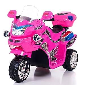 Lil' RiderTM Pink FX 3 Wheel Battery Powered Bike
