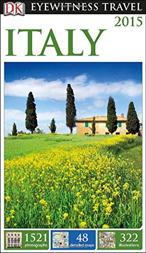 Dk Eyewitness Travel Guide: Italy front-378581