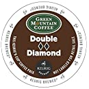 Green Mountain Coffee Double Black Diamond, K-Cup Portion Pack for Keurig Brewers 24-Count