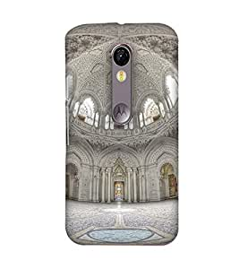 SASH DESIGNER BACK COVER FOR MOTOROLA MOTO X FORCE