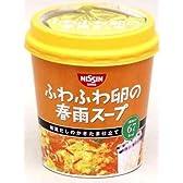 日清 ふわふわ卵の春雨スープ 19g×6個