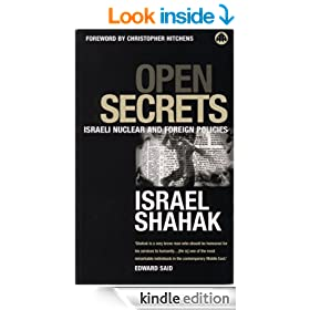 Open Secrets: Israeli Foreign and Nuclear Policies: Expansionism and Israeli Foreign Policy