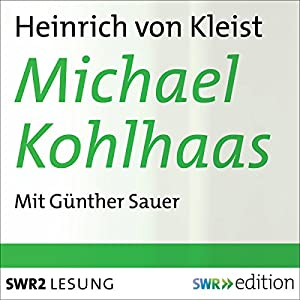 Michael Kohlhaas Audiobook