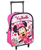 Minnie Mouse Heart of Minnie Mini Rolling Backpack