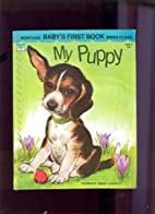 My Puppy ; Whitman Nontoxic Baby's First…
