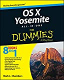 Mark L. Chambers OS X Yosemite All-in-One For Dummies (For Dummies (Computer/Tech))
