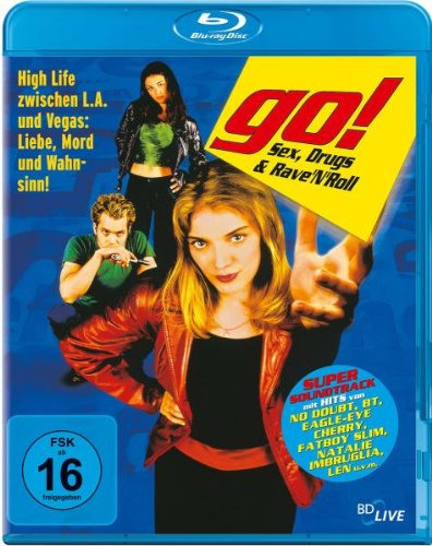 Go! - Sex, Drugs & Rave'N'Roll [Blu-ray]