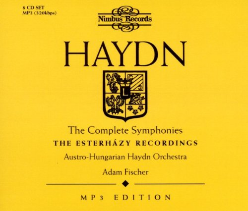 Haydn Symphonies Mp3 Edition