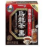 ポッカサッポロ フード&ビバレッジ 烏龍茶黒 粉末スティック 14袋