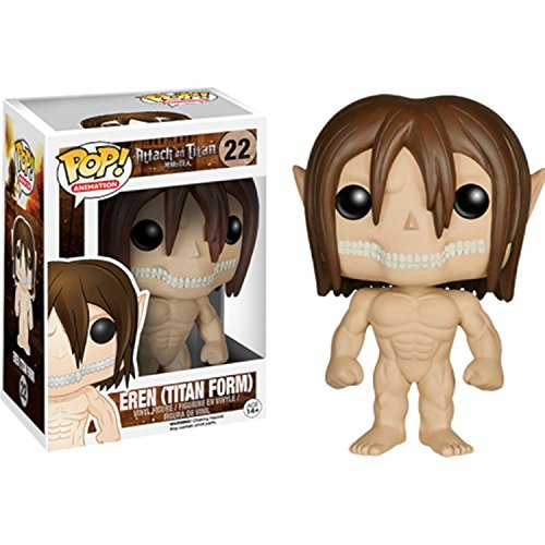 Attack on Titan - Eren Titan Form