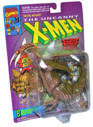 Brood The Uncanny X-Men 1993 Action Figure - 1