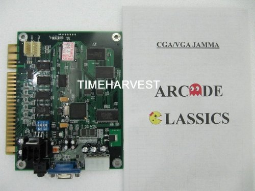 1-pcs-of-60-in-1-Classical-Game-PCB-for-Cocktail-Arcade-Game-machine-by-THT