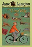 The Time Bike (Turtleback School & Library Binding Edition) (Hall Family Chronicles) (0613867130) by Langton, Jane