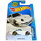 2014 Hot Wheels Hw City Porsche 993 GT2 - White [Ships In A Box!]
