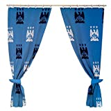 Official Manchester City FC Curtains