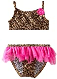 Flapdoodles Girls 2-6X Lilly Leopard 2 Piece