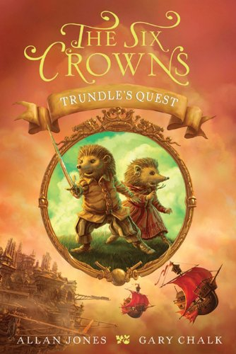 Kids on Fire: Six Crowns Fantasy Animal Adventures