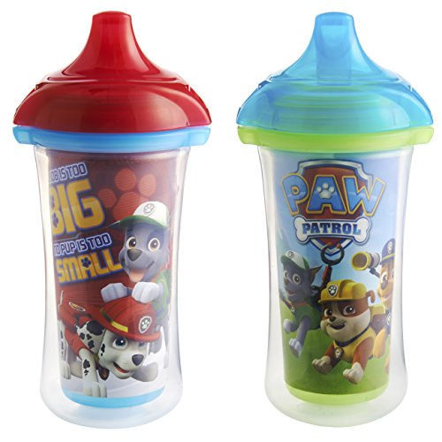 Munchkin Paw Patrol Click Lock Insulated Sippy Cup (Sippy Cups compare prices)