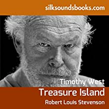 Treasure Island Audiobook by Robert Louis Stevenson Narrated by Timothy West