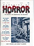 img - for Magazine of Horror # 10 August 1965 (Vol 2 No 4) book / textbook / text book