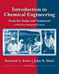 Introduction to Chemical Engineering:...