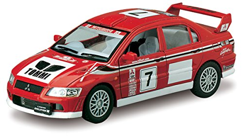 Mitsubishi Lancer Evolution VII WRC 1:36 Scale Die Cast Model