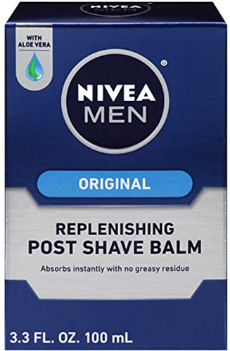 NIVEA FOR MEN Replenishing Post Shave Balm 3.30 oz