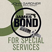 For Special Services Audiobook by John Gardner Narrated by  uncredited