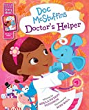 Disney Book Group Doc McStuffins Doctor's Helper: Purchase Includes Disney eBook!